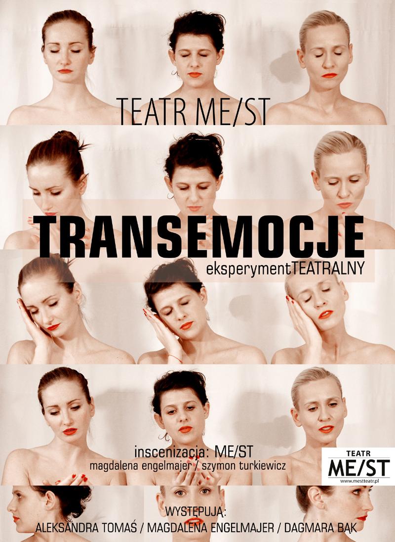 """""""Transemocje"""" – plakat (źródło: materiały organizatora)"""