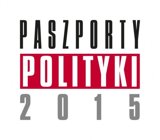 Paszporty Polityki 2015, logotyp (źródło: materiały prasowe organizatora)