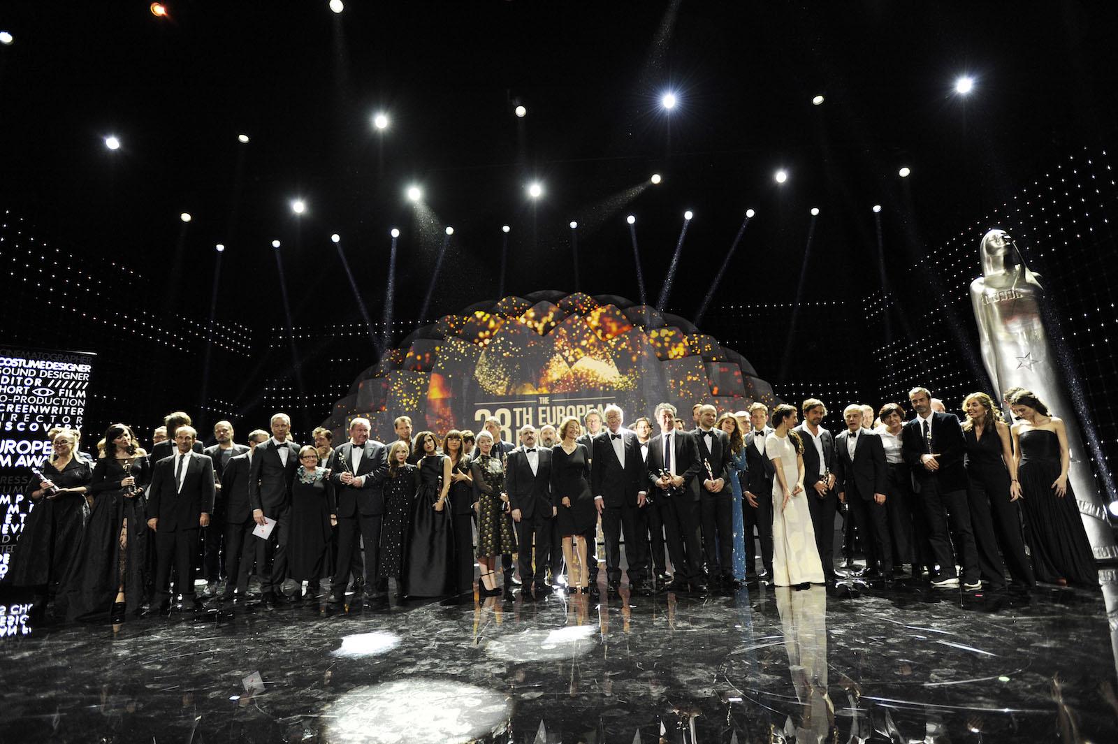 28. Europejskie Nagrody Filmowe, Agency People Image (c.) Michael Tinnefeld (źródło: materiały prasowe organizatora)