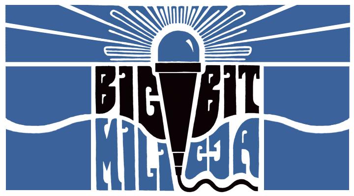 """""""Bigbit Milicja"""", reż. Maciej Zakliczyński, plakat (źródło: materiały organizatora)"""