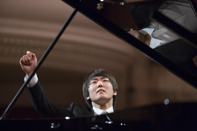 Seong-Jin Cho, fot. Bartek Sadowski (źródło: materiały prasowe organizatora)