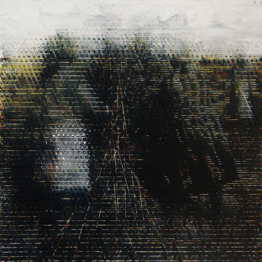 """Bartosz Czarnecki, """"W polu III"""", 2015 (źródło: materiały prasowe organizatora)"""