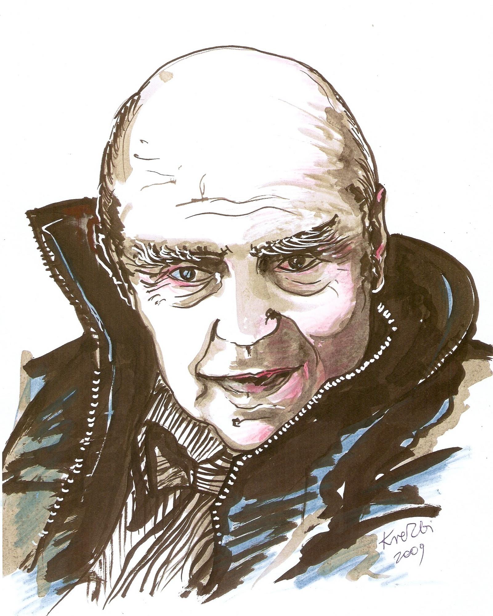Jarosław Marek Rymkiewicz, autor: Zbigniew Kresowaty (źródło: Wikimedia Commons)