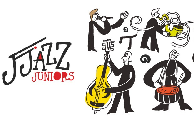 """""""Międzynarodowy Konkurs Młodych Zespołów Jazzowych Jazz Juniors""""− plakat (źródło: materiały prasowe organizatora)"""