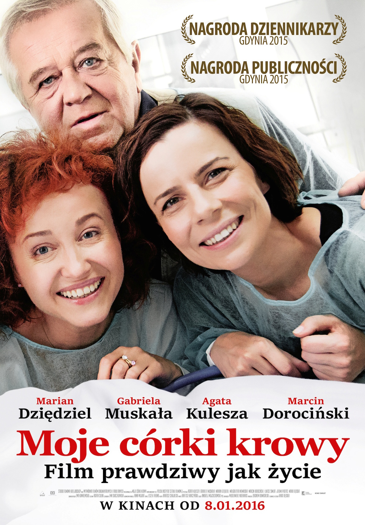 """""""Moje córki krowy"""", reż. Kinga Dębska (źródło: materiały prasowe dystrybutora)"""