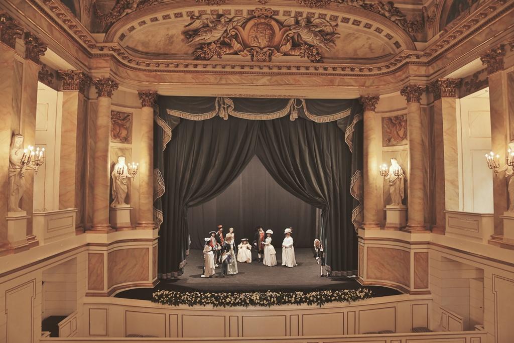 """Koncert noworoczny """"Barok w Teatrze Królewskim"""" (źródło: materiały prasowe organizatora)"""