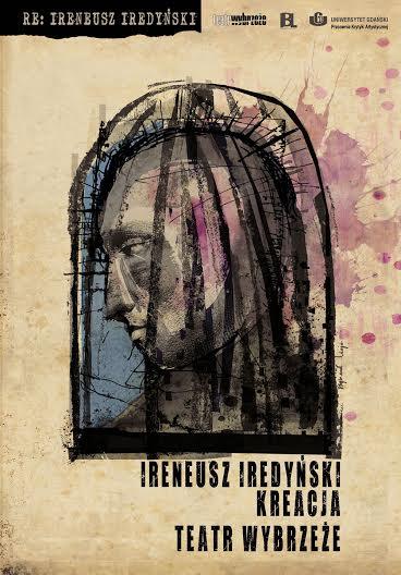 """""""Kreacja"""", reż. Jarosław Tumidajski, plakat: Ryszard Kaja (źródło: materiały prasowe organizatora)"""