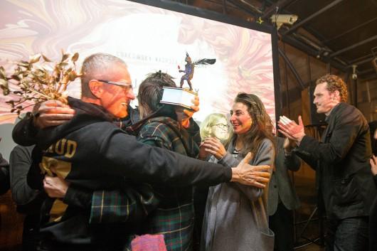 8. Międzynarodowy Festiwal Boska Komedia, ogłoszenie werdyktu, fot. Tomasz Wiech (źródło: materiały prasowe organizatora)