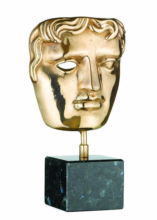 Nagroda BAFTA, projekt statuetki: Mitzi Cunliffe (źródło: Wikipedia. Na licencji Creative Commons)