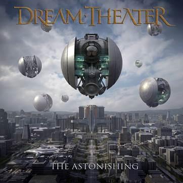 """Dream Theater, """"The Astonishing"""" – okładka płyty (źródło: materiały prasowe wydawcy)"""