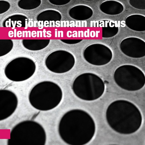"""Dys Jörgensmann Marcus, """"Elements In Candor"""" – okładka albumu (źródło: materiały prasowe wydawcy)"""