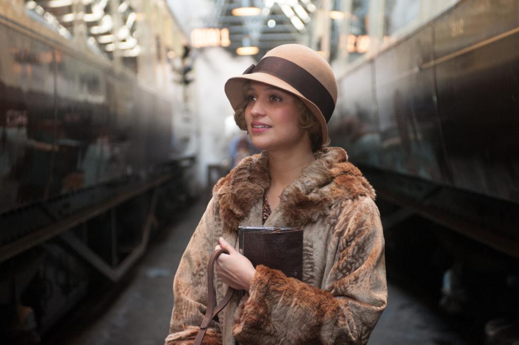 """""""Dziewczyna z portretu"""", reż. Tom Hooper (źródło: materiały prasowe dystrybutora)"""