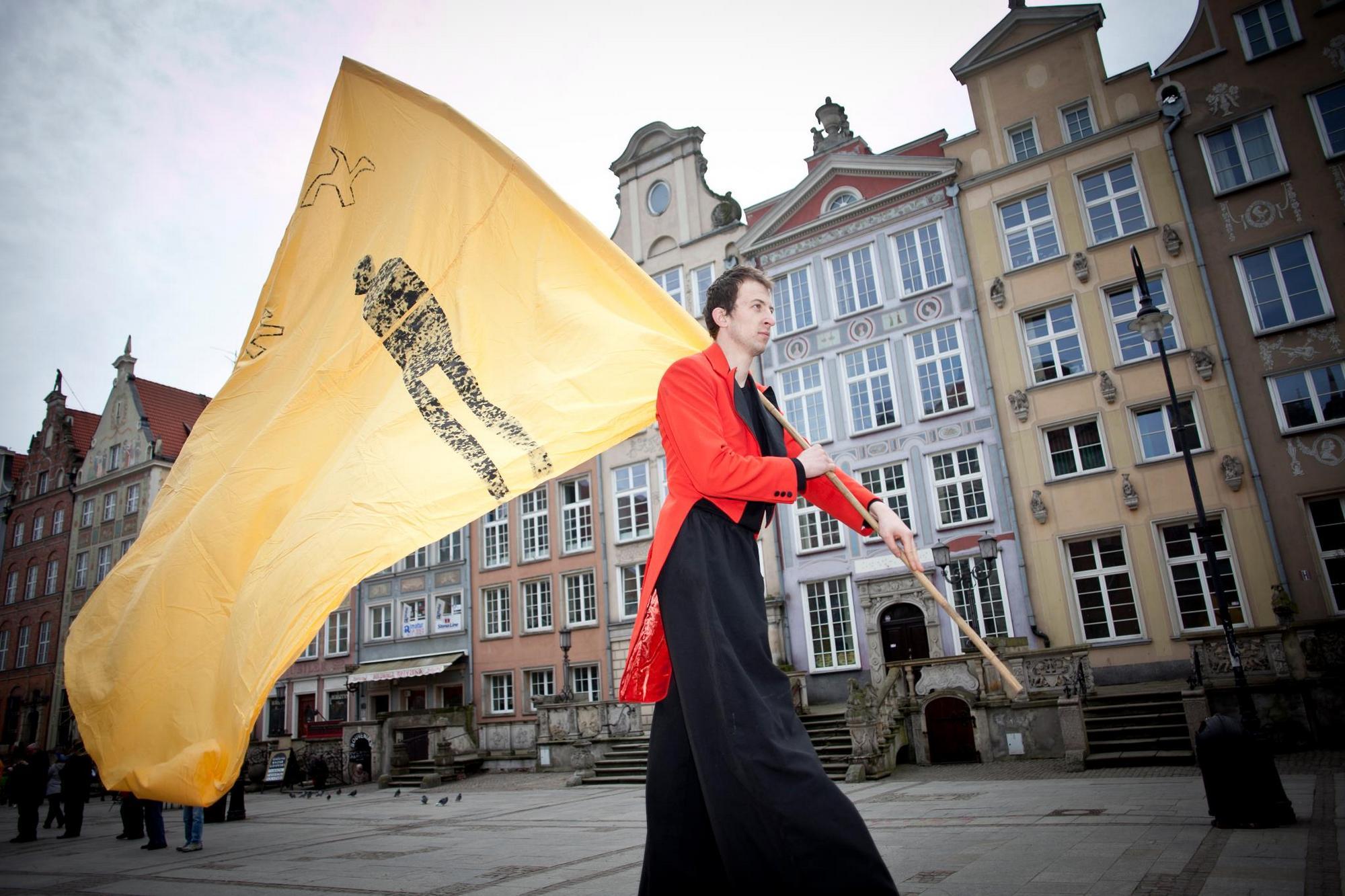 Międzynarodowy Festiwal Literatury Europejski Poeta Wolności w Gdańsku (źródło: materiały prasowe organizatora)