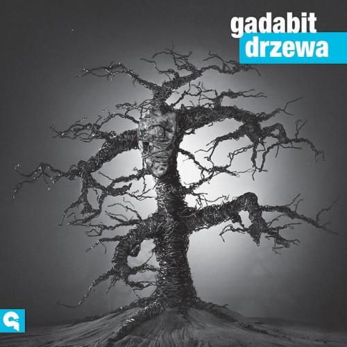 """Gadabit, """"Drzewa"""" – okładka albumu (źródło: materiały prasowe wydawcy)"""