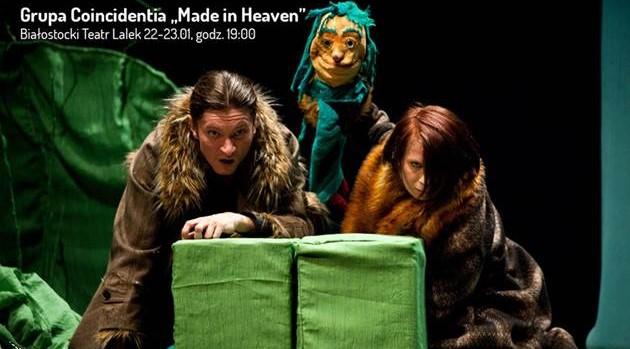 """""""Made in Heaven"""", reż. Christoph Bochdansky, fot. Katarzyna Mijalska (źródło: materiały prasowe organizatora)"""