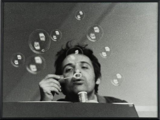 """Géza Perneczky, """"art"""", 1972, fotografia (źródło: materiały prasowe organizatora)"""