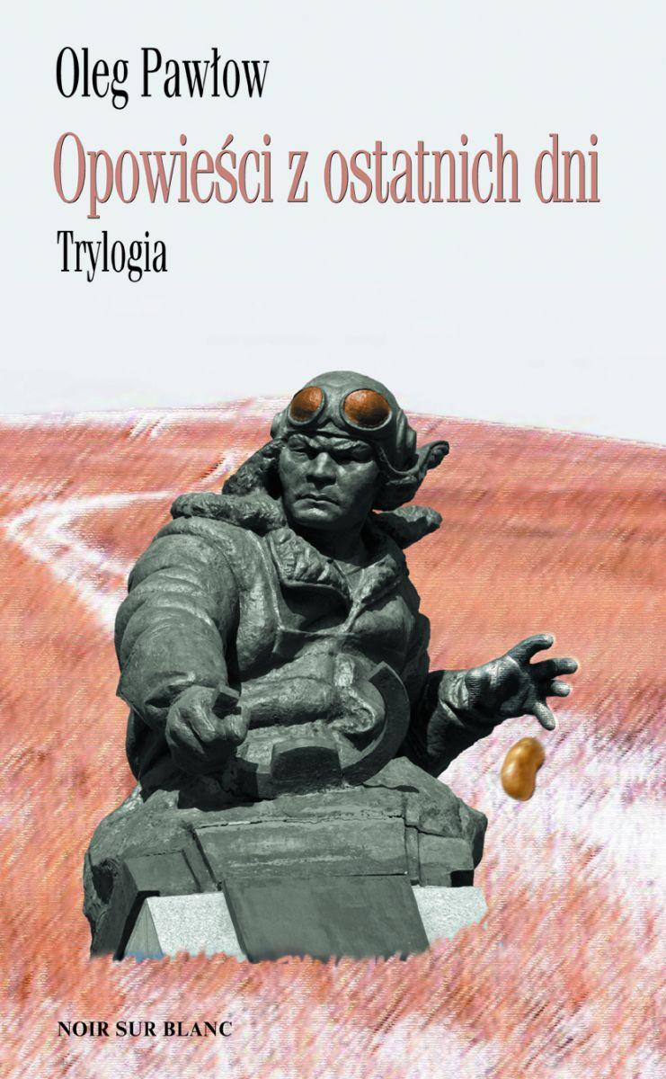 """Oleg Pawłow, """"Opowieści z ostatnich lat"""" – okładka (źródło: materiały prasowe)"""