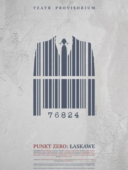 """""""Punkt Zero: Łaskawe"""", reż. Janusz Opryński, plakat (źródło: materiały organizatora)"""
