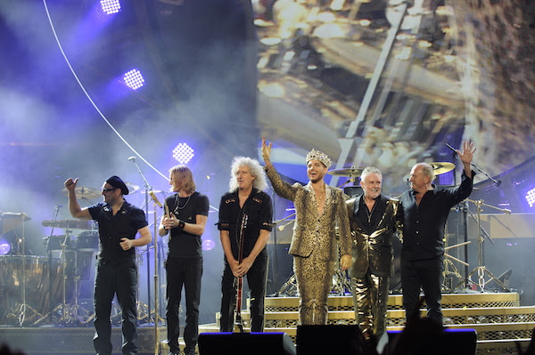 Queen i Adam Lambert (źródło: materiały prasowe organizatora)