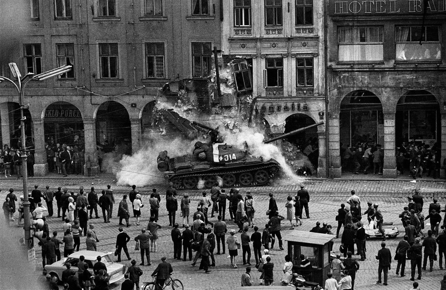 Fot. Václav Toužimský, 1968 (źródło: materiały prasowe organizatora)
