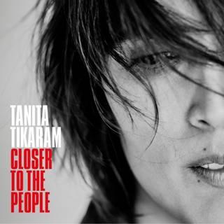 "Tanita Tikaram, ""Closer to the People"" – okładka albumu (źródło: materiały prasowe wytwórni)"