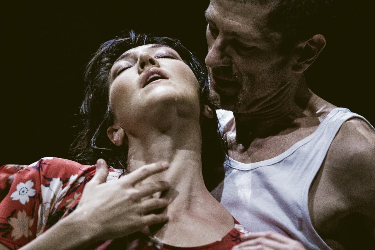 """""""Umiłowanie/ Dead Walk Love"""", reż. Jadwiga Rodowicz-Czechowska, fot. Mateusz Bral (źródło: materiały prasowe organizatora)"""