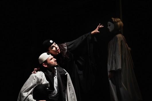 """""""Cabaret lunaire"""", reż. Włodzimierz Nurowski, fot. Jacek Jorczyk (źródło: materiały prasowe organizatora)"""