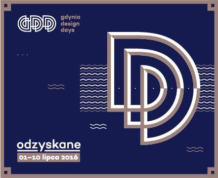 """Gdynia Design Days 2016. """"Odzyskane"""" (źródło: materiały prasowe organizatora)"""