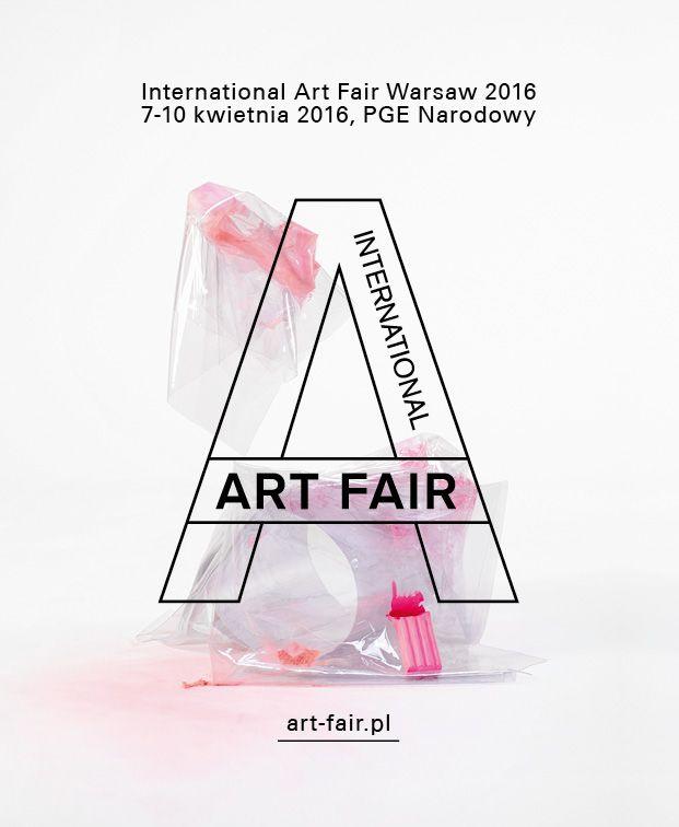 International Art Fair Warsaw 2016, plakat (źródło: materiały prasowe organizatora)