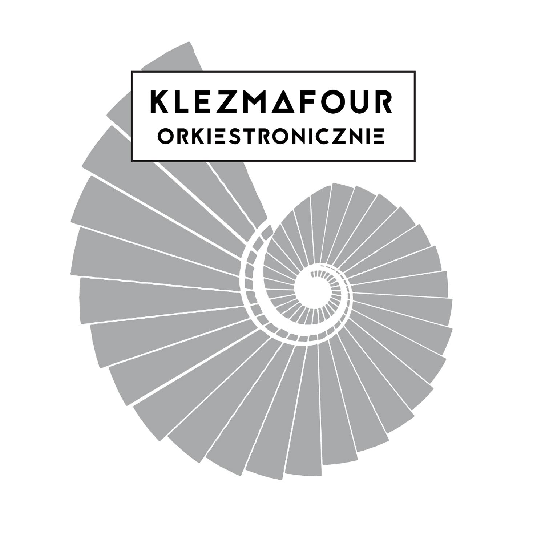 """""""Klezmafour Orkiestronicznie"""", Klezmafour i Filharmonia Szczecińska – okładka (źródło: materiały prasowe wydawcy)"""