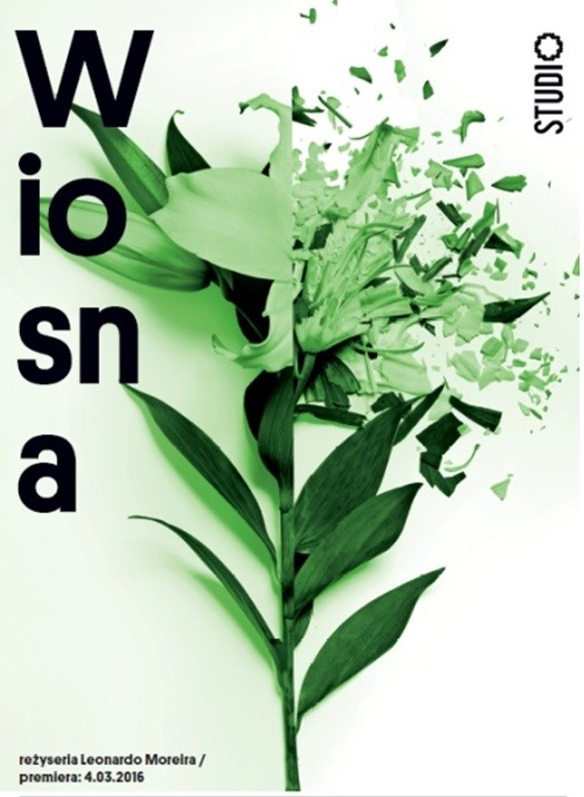 """""""Wiosna"""", reż. Leonardo Moreira, plakat (źródło: materiały prasowe)"""