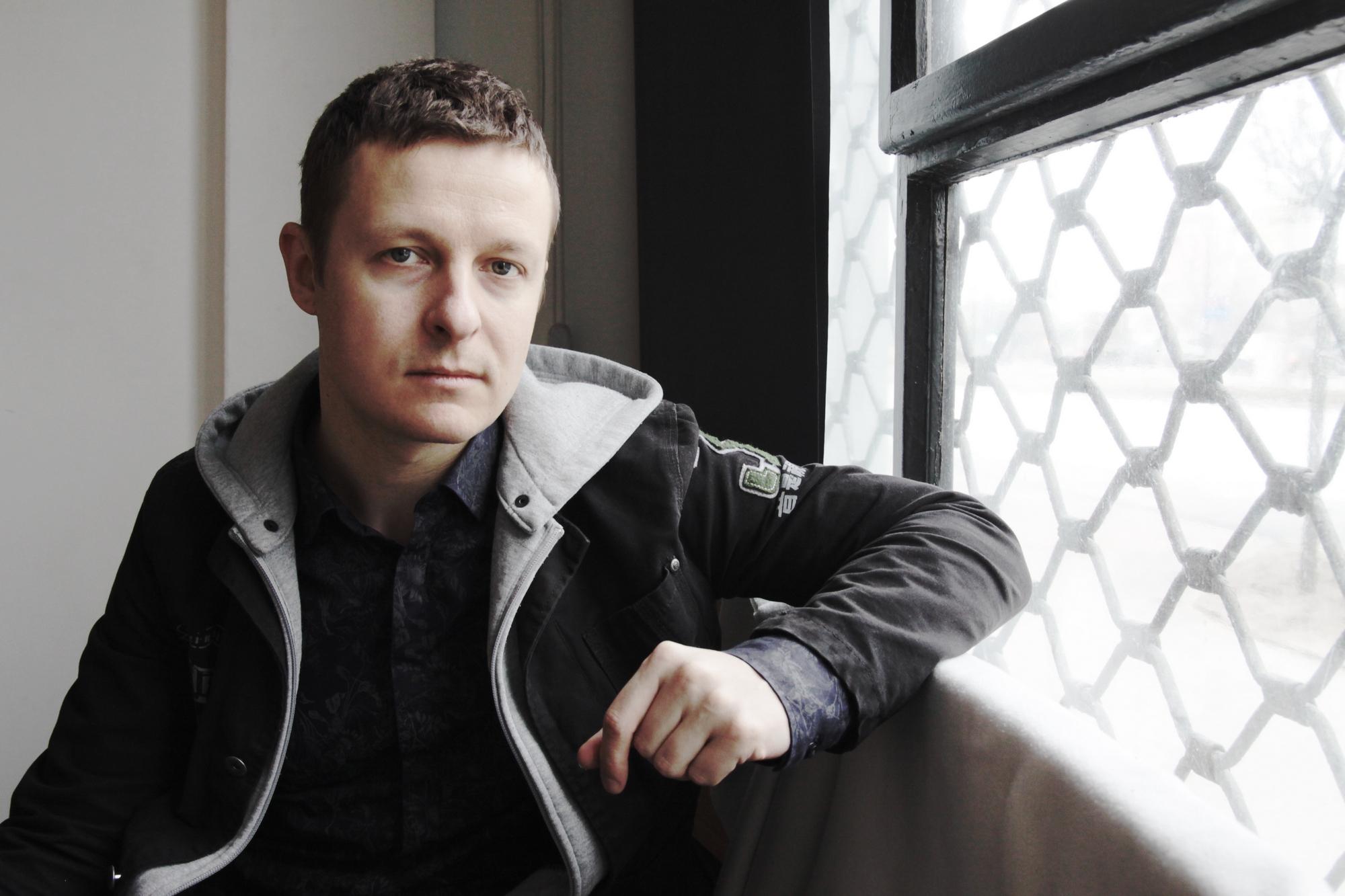 Marcin Orliński, fot. Inka Radomska (źródło: materiały prasowe)