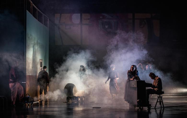 """Faust"", reż. Michał Borczuch, fot. Magda Hueckel (źródło: materiały organizatora)"