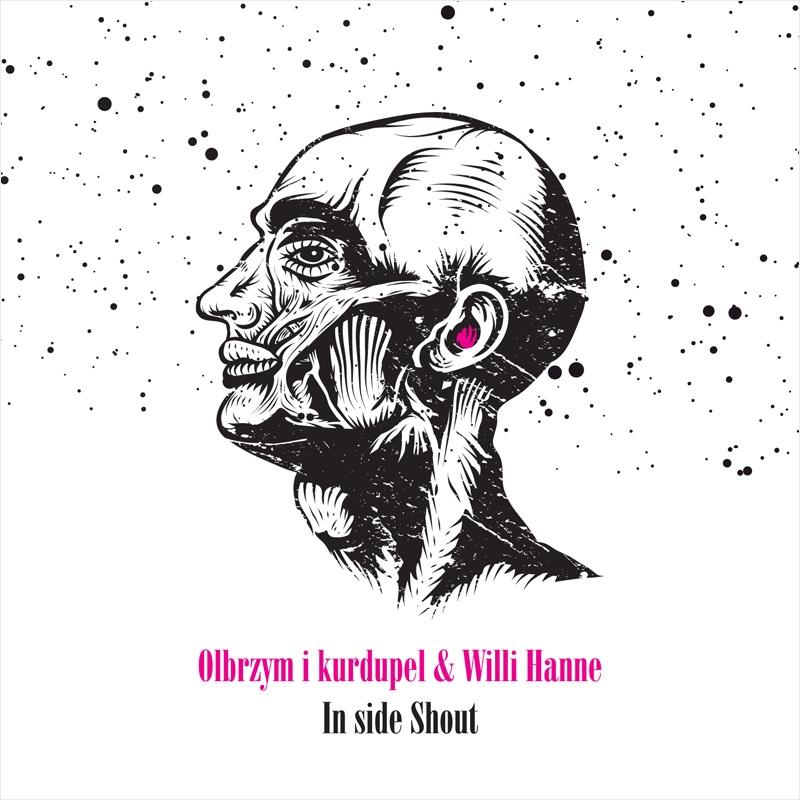 """Olbrzym i Kurdupel, """"In Side Shout"""" – okładka (źródło: materiały prasowe)"""