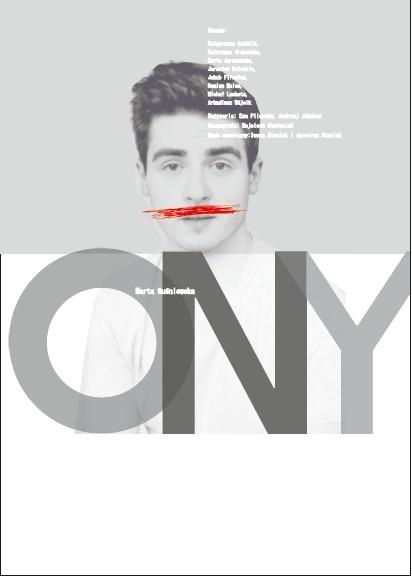 """""""Ony"""", reż. Ewa Pilawska i Andrzej Jakubas, plakat (źródło: materiały prasowe)"""
