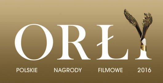 Polskie Nagrody Filmowe Orły 2016 – logo (źródło: materiały prasowe organizatora)