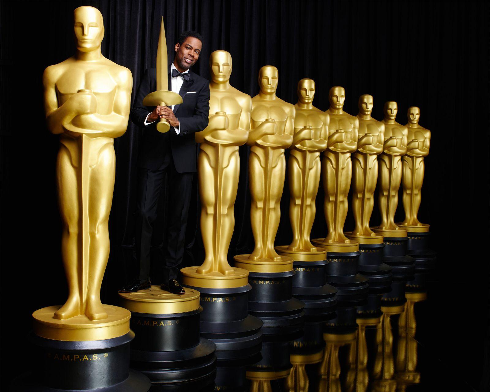 Oscary 2016, Christ Rock (źródło: materiały prasowe organizatora)