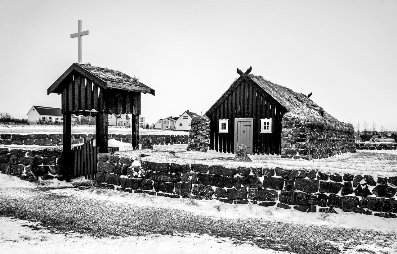Arbaejarsafnskirkja, Islandia. Fot. Jonas Hallgrimsson (źródło: materiały prasowe organizatora)