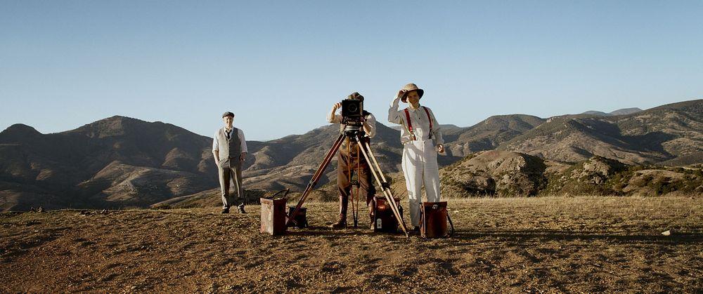 """""""Eisenstein w Meksyku"""", reż. Peter Greenaway, kadr z filmu (źródło: materiały prasowe dystrybutora)"""