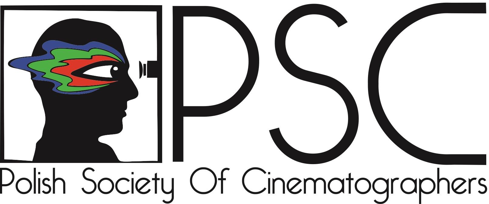 Polish Society of Cinematographers, logotyp (źródło: materiały prasowe organizatora)