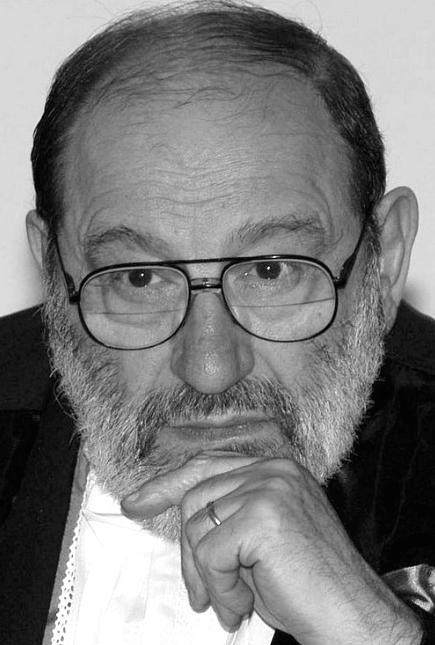Umberto Eco (źródło: Wikimedia Commons)