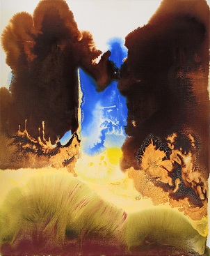"""Veronika Holcová, """"Hermit"""", z cyklu """"Echo of sun"""", 2009 (źródło: materiały prasowe organizatora)"""