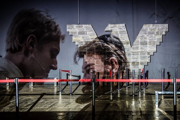"""""""Wyznawca"""", reż. Natalia Korczakowska, fot. Kasia Chmura-Cegiełkowska (źródło: materiały organizatora)"""