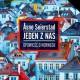 """Åsne Seierstad, """"Jeden z nas. Opowieść o Norwegii"""" – okładka (źródło: materiały prasowe)"""
