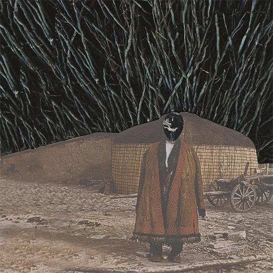 """Bachorze,""""Okoły gnębione wiatrem"""" – okładka albumu (źródło: materiały prasowe wydawcy)"""