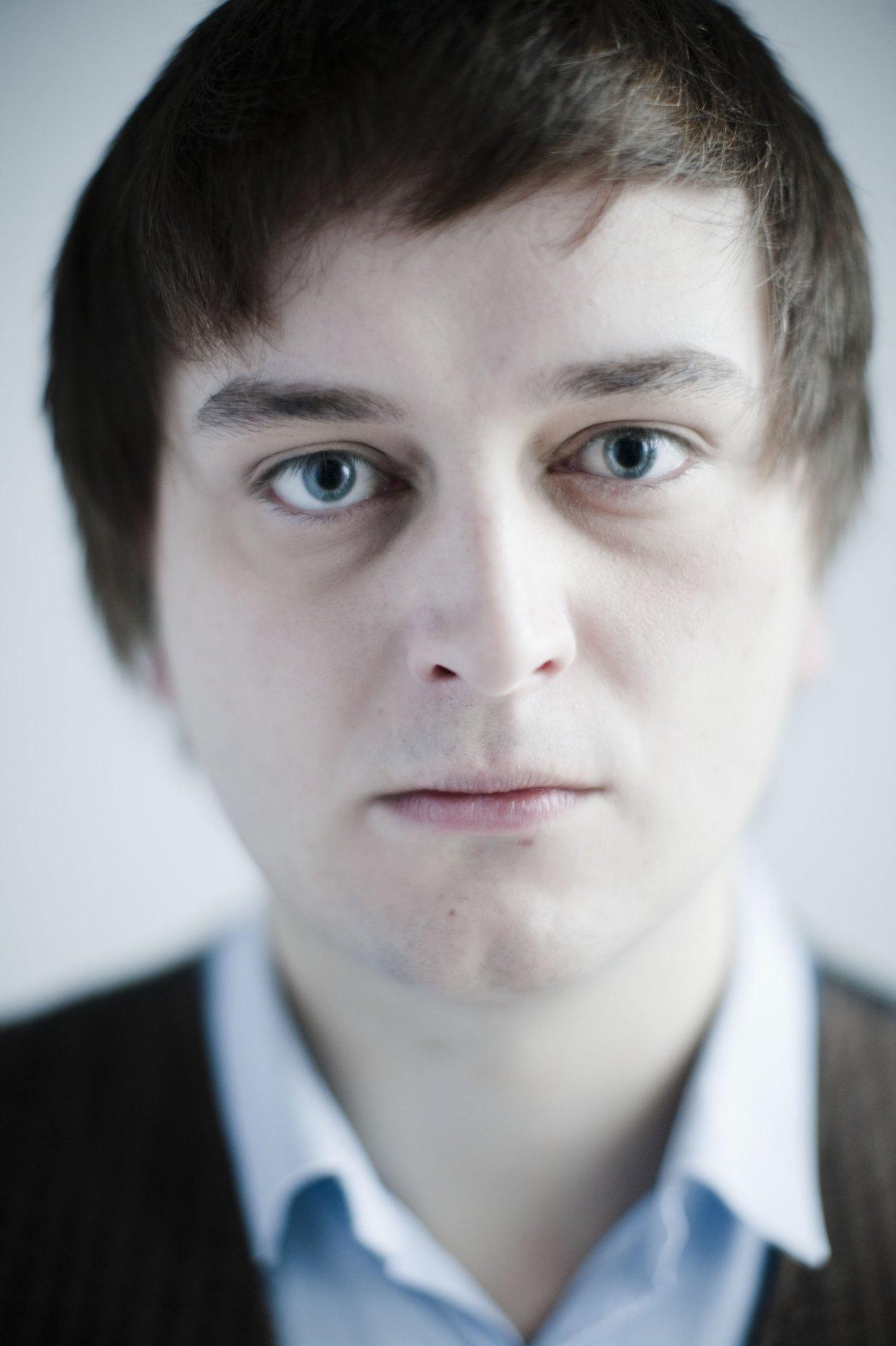 Grzegorz Kwiatkowski, fot. Michał Szlaga (źródło: materiały prasowe)