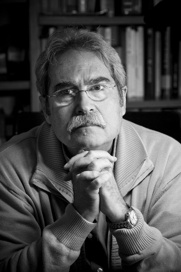 Jaume Cabré, fot. Xabier Mikel Laburu (źródło: materiały prasowe)