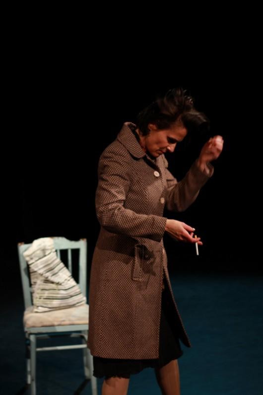 """""""Jordan"""", fot. Emilia Treszczyńska / Teatr Rondo w Słupsku (źródło: materiały prasowe)"""