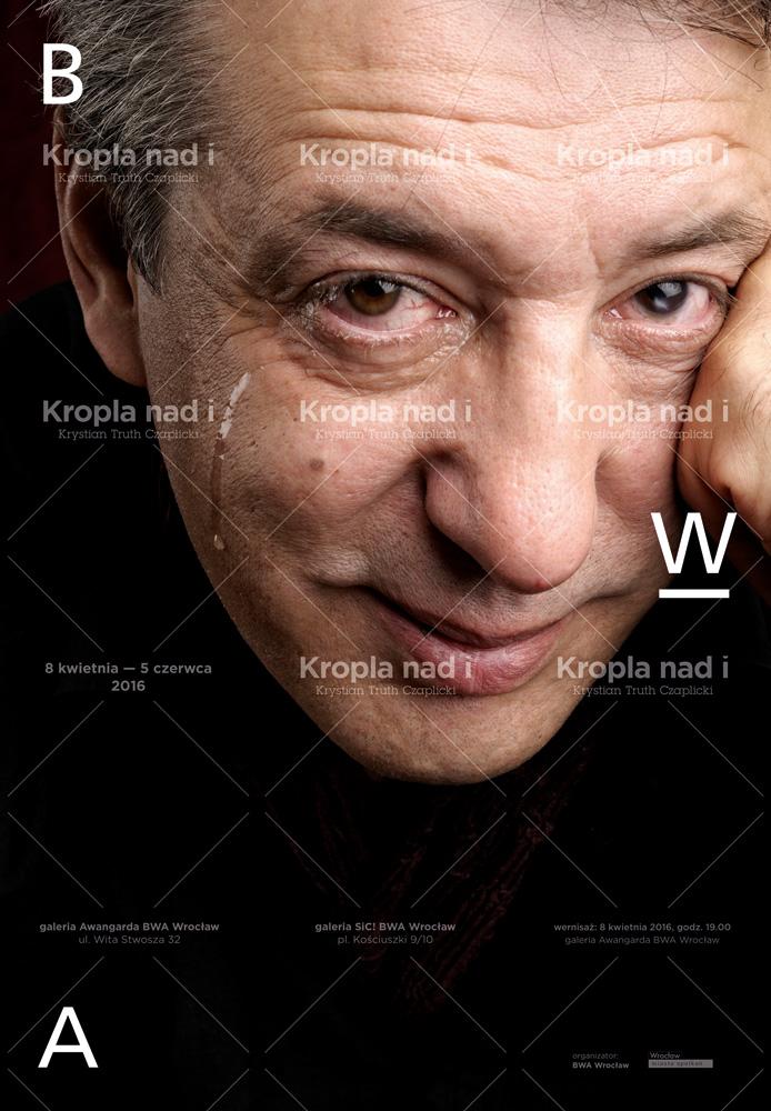 """Kropka nad i"", plakat (źródło: materiały prasowe organizatora)"