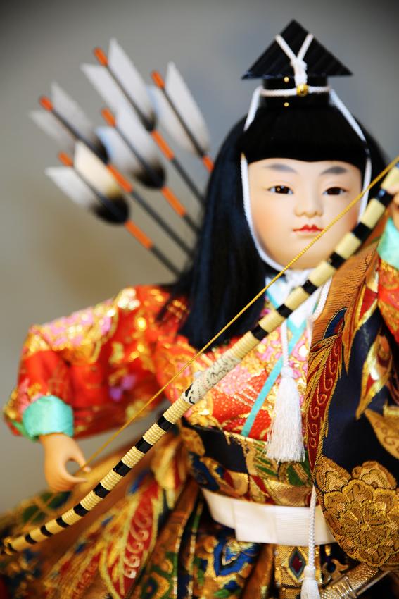 """Wystawa """"Lalki. Oblicza tradycji Japonii"""" (źródło: materiały prasowe organizatora)"""